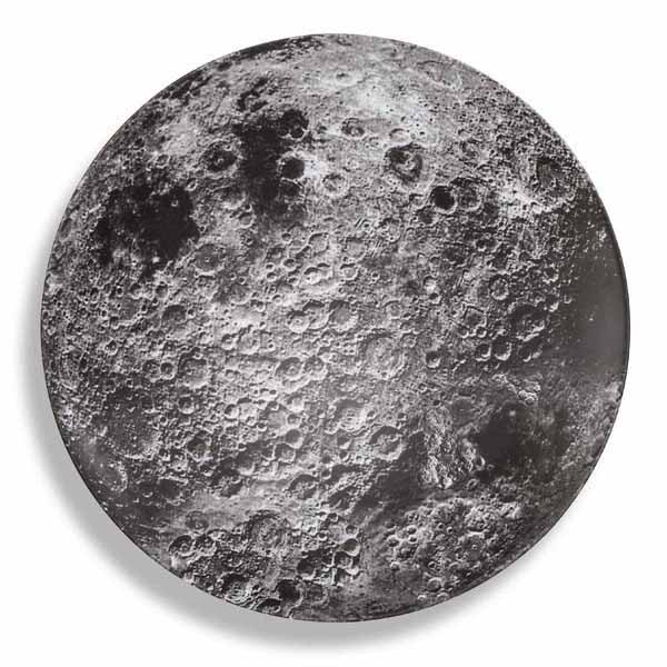 modern tableware sets with space images