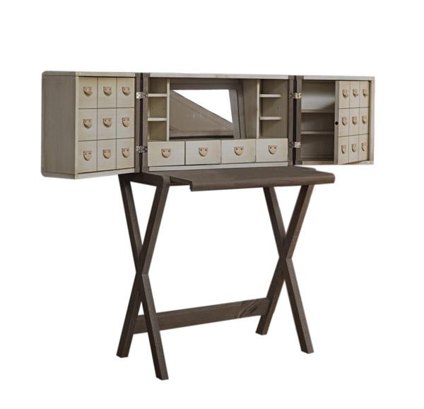 Vintage furniture collection from les valises modern for Retro modern furniture