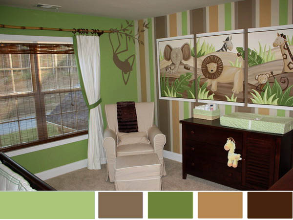 african themed decor for kids