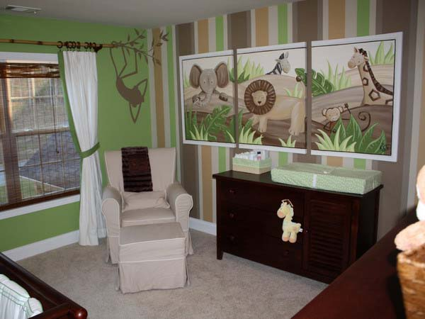 african decoration ideas for toddler room