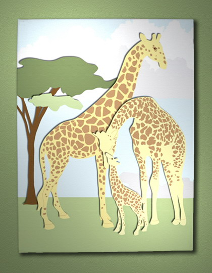 african decorations for kids rooms