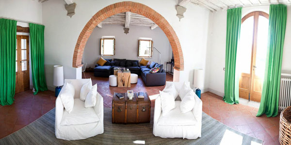 Tuscan Decor Ideas Interiors Of Borgo La Stella
