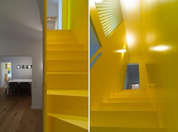 Interior Design Accent Wall Color