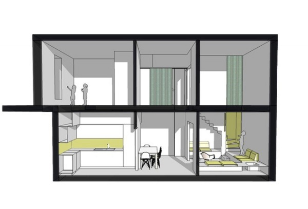 apartment ideas and design layout