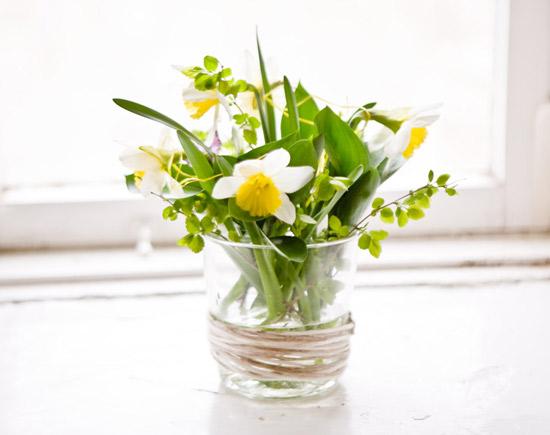 Short Glass Vase Vase And Cellar Image Avorcor