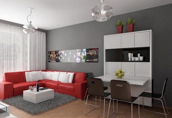 minimalist studio apartment ideas