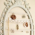 wall decoration in vintage style