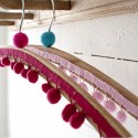 crafts and cheap decorations, closet hangers