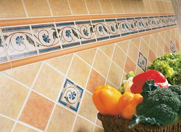 Contemporary Kitchens Wall Ceramic Tiles Designs | World Trend ...