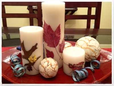 Home Decor Candles