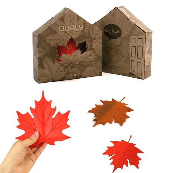 autumn door stoppers in boxes