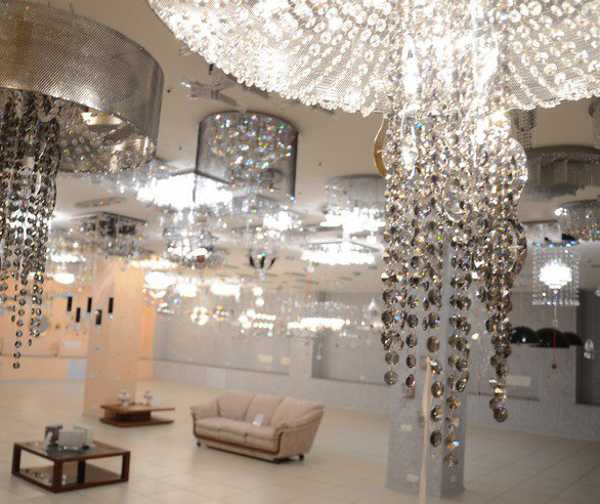 ceiling lighting fixtures with crystals