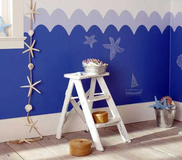 Boy Bedroom Paint Bedroom Canvas Wall Art Girls Bedroom Decor Ideas Modern Kids Bedroom Ceiling Designs: Nautical Decorating Ideas For Kids Rooms From Pottery Barn
