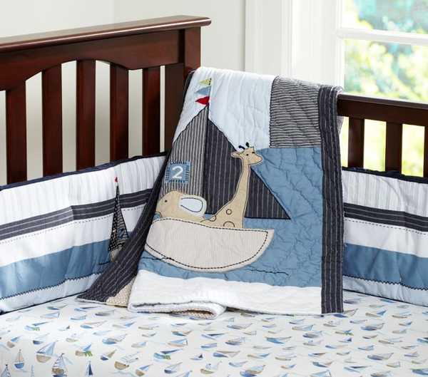 nautical themed duvet