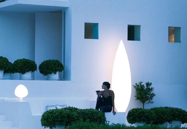 lighting design for backyard decorating