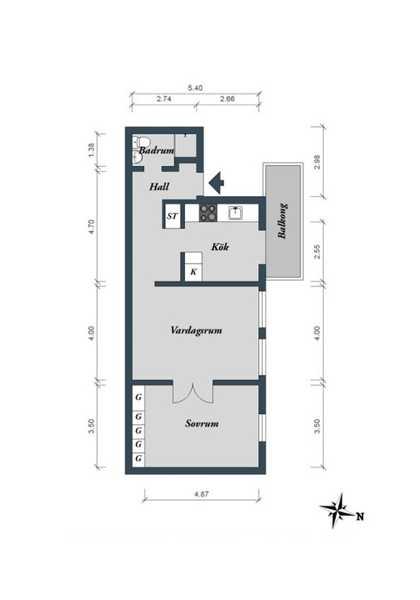apartment layout design