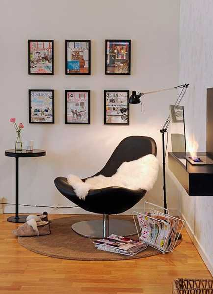 Airy apartment decorating in swedish style modern for All about interior decoration