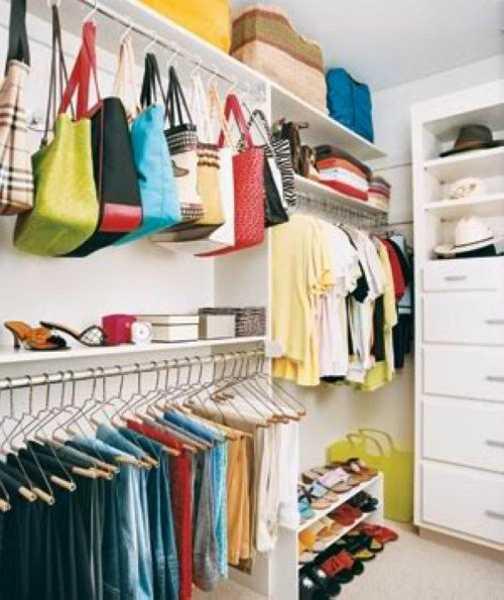 Newborn Bedroom Sets Interior Design For Bedroom Cupboards Bedroom Door Hinges Modern Purple Bedroom Colors: 40 Handbag Storage Solutions And Home Organizers For Small