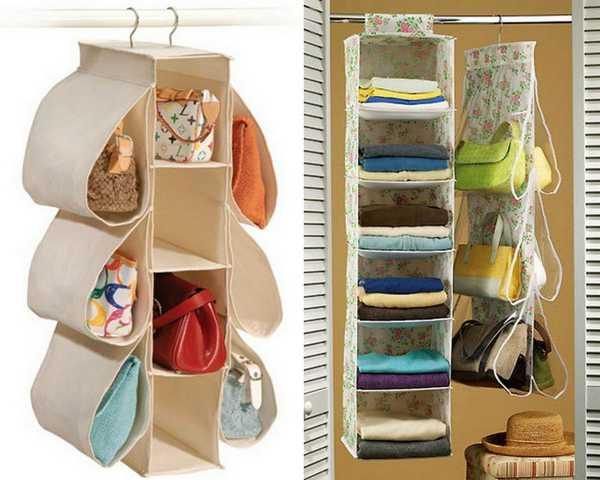 Closet Organizers For Storage