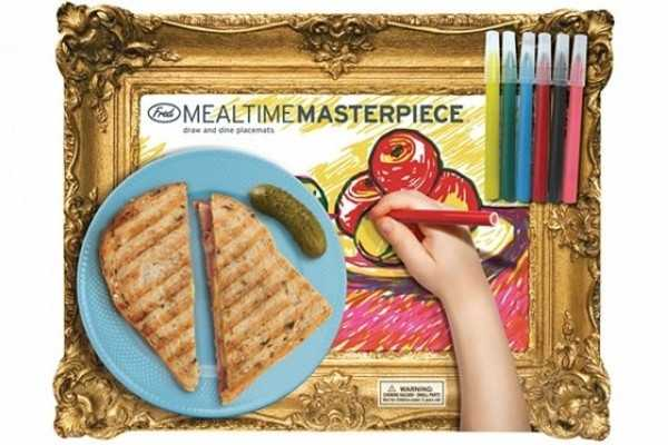 place mats for kids