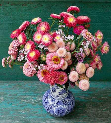 fall flower table centerpiece