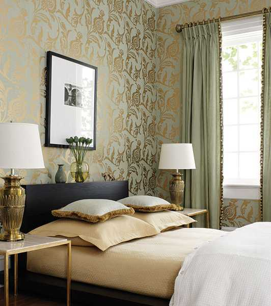 20 Modern Bedroom Ideas in Classic Style, Beautiful ...