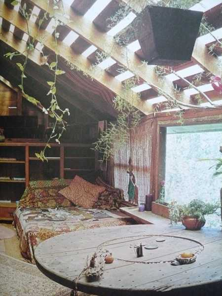 bohemian style bedroom decor
