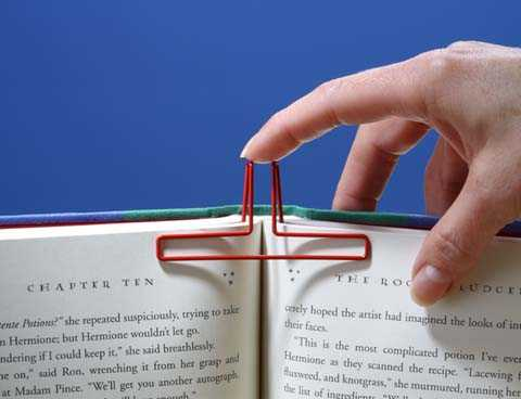 Handy Diy Book Page Holders Simple Craft Ideas For Kids