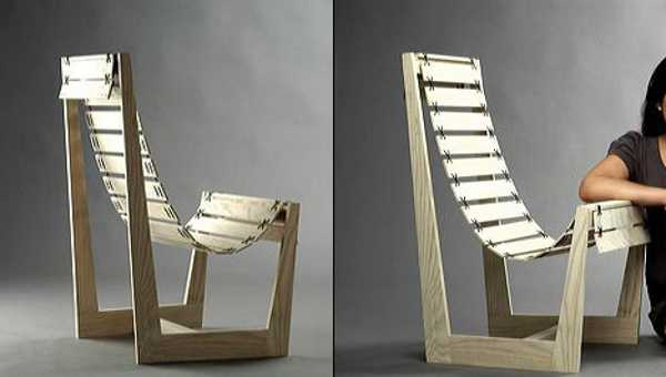 how to make wood chairs