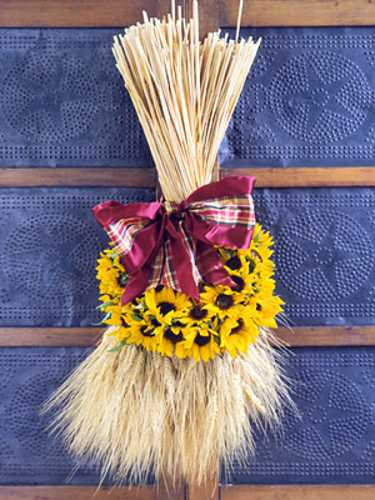 sunflower fall decoration