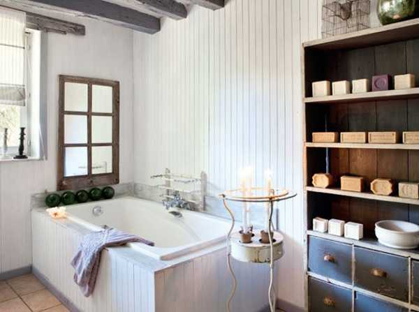 French Country Bathroom Decorating Ideas: French Country Decorating Ideas Turning Old Mill Into