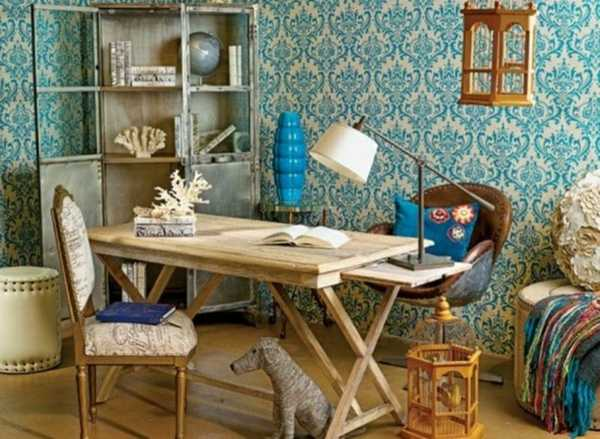 30 Modern Home Decor Ideas: 30 Modern Home Office Decor Ideas In Vintage Style