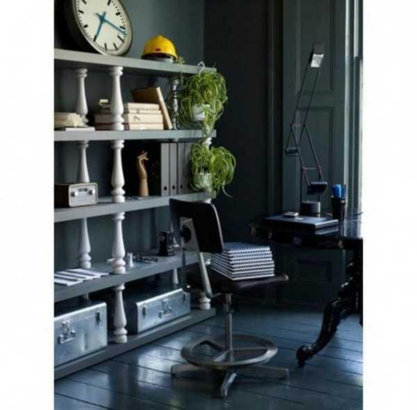 Modern Vintage Home Decor Ideas: 30 Modern Home Office Decor Ideas In Vintage Style
