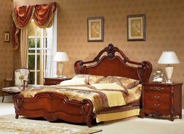 bedroom decorating ideas in classic style