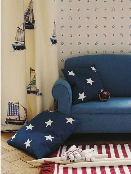 Nautical decor ideas for young sea lovers dreaming in boys for American flag bedroom ideas