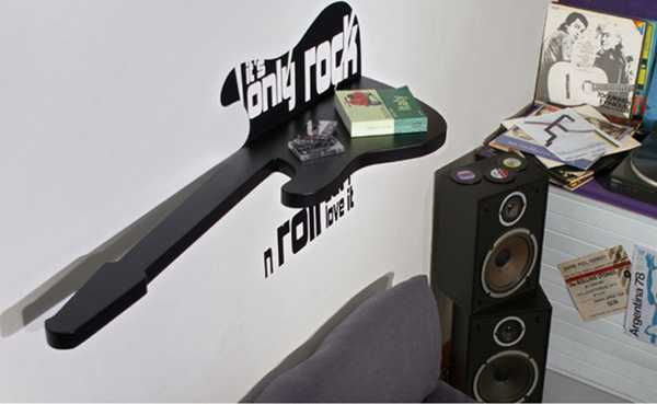 rock n roll room decorating ideas from italian designers