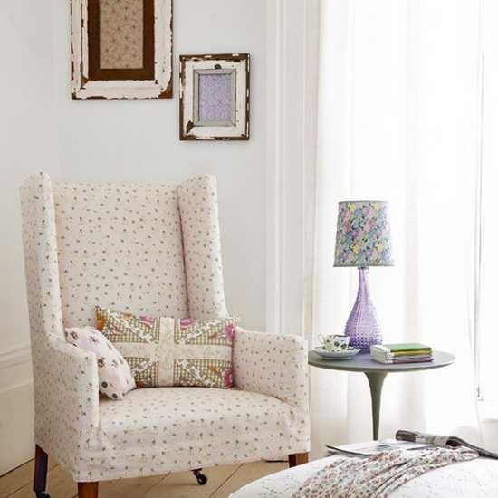 vintage furniture for living room decorating