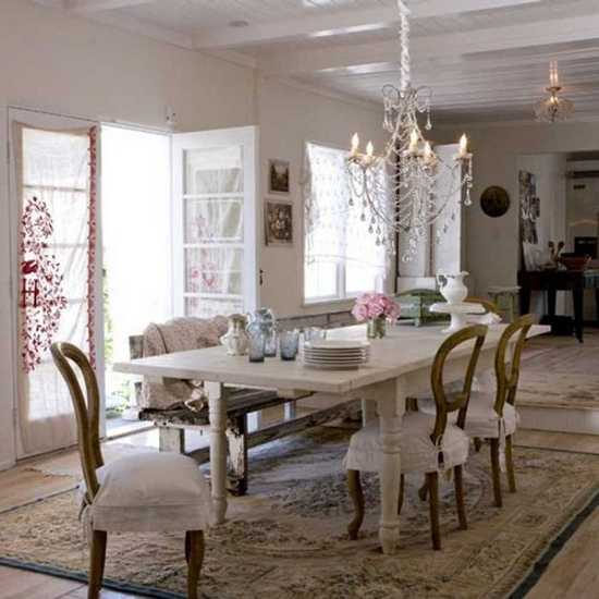 vintage furniture for dining room decorating