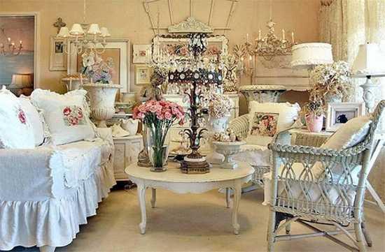 vintage furniture for living room