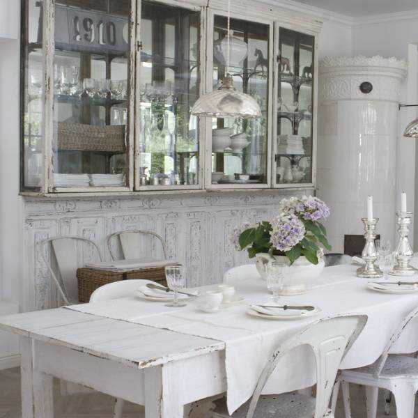 15 swedish shabby chic decorating ideas celebrating light room colors Home design ideas shabby chic