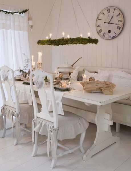 Shabby Chic Dining Room Decorating Ideas Further Country Shabby Chic