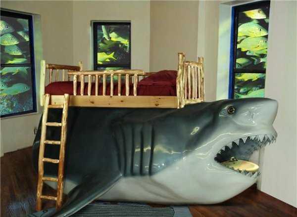 30 unusual beds creating extravagant and unique bedroom decor. Black Bedroom Furniture Sets. Home Design Ideas