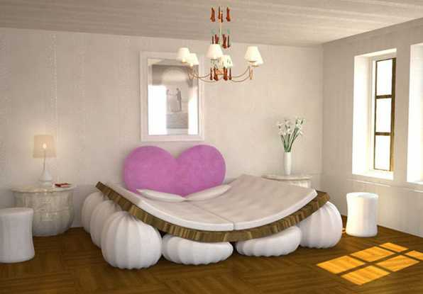 Amazing stunning bed styles must see virtual for Quirky bedroom items
