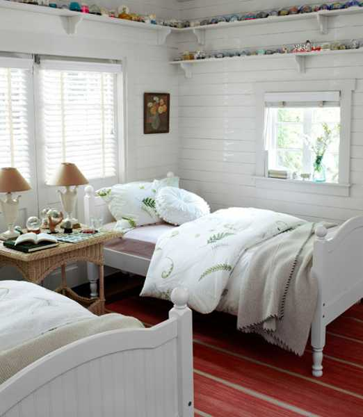 20 charming bedroom decorating ideas in vintage style Vintage childrens room decor