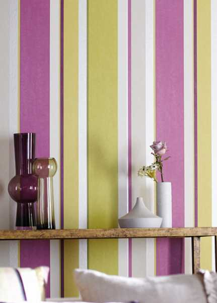 purple and green stripes wallpaper
