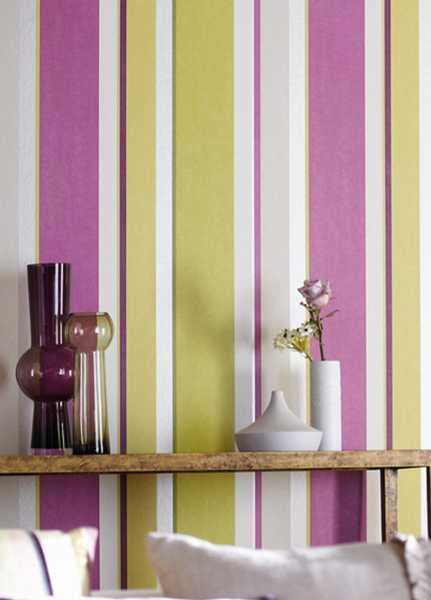 25 Ways To Jazz Up Modern Wall Decoraitng With Striped