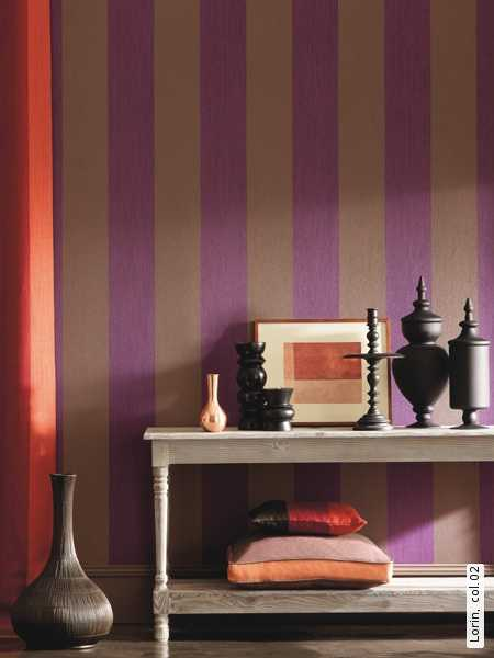 purple and brown wallpaper pattern