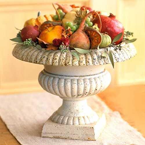Fall flower arrangements table centerpiece ideas 6
