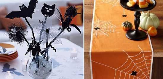 handmade halloween decorations