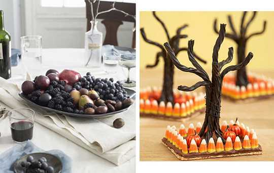 halloween table centerpiece ideas - Halloween Table Decorations Ideas